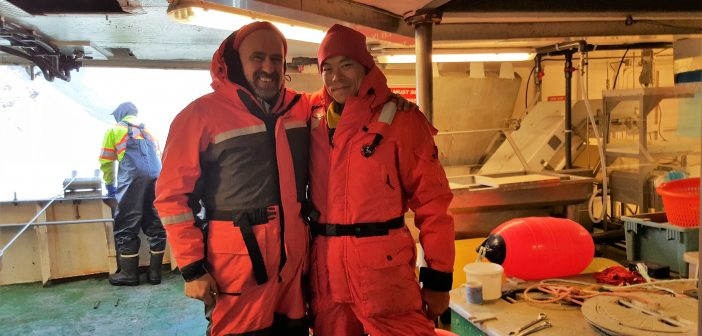 Arctic Adventure: tracking deep sea life in Canada's remote northern sphere