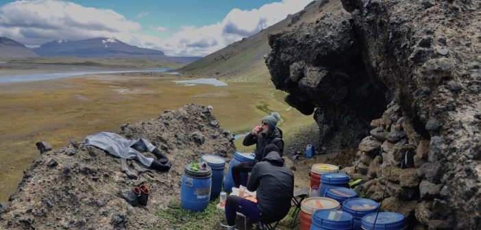 Kerguelen saga: part deux — Trekking, fieldwork and cave abodes (episode 4)