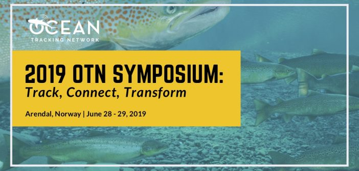 2019 OTN Symposium: Track, Connect, Transform
